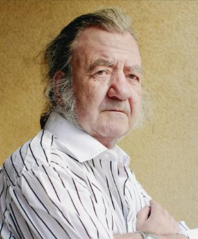 Daniel Mennechet © Jean-Luc Bertini, pour La Croix