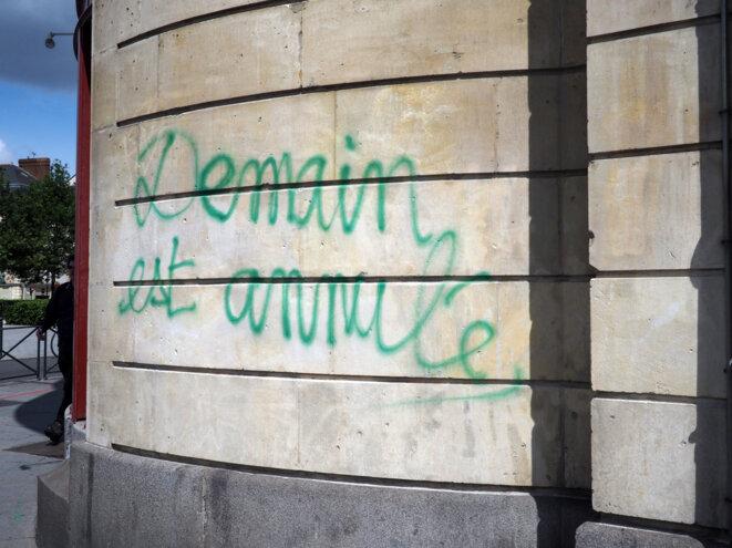 Rennes, mai 2016.