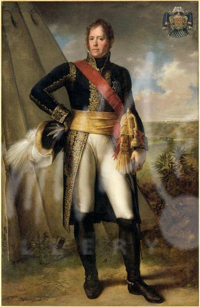 Michel Ney, duc d'Elchingen, prince de la Moskowa, maréchal d'Empire