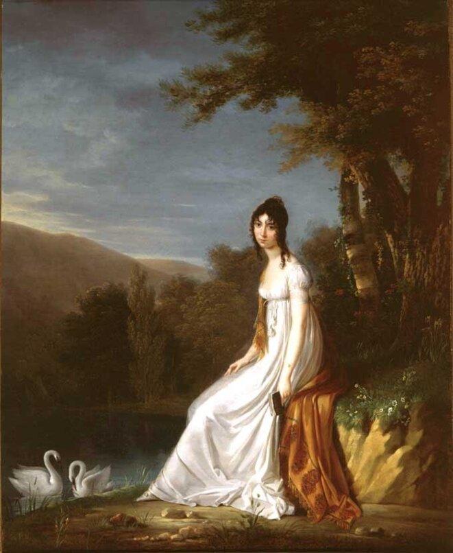 Louise Aglaé Auguié épouse Ney