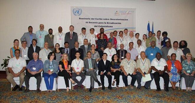 Le séminaire régional annuel du Pacifique se tiendra en 2016, comme l'an dernier, au Nicaragua (Photo un.org) © Tahiti-Infos