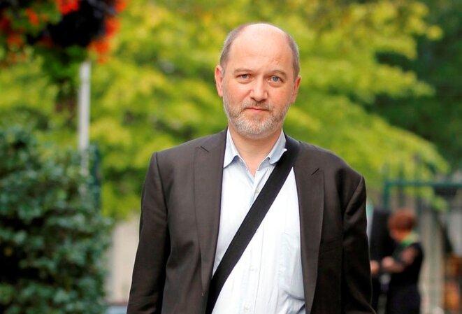 Denis Baupin, en 2012. © Reuters