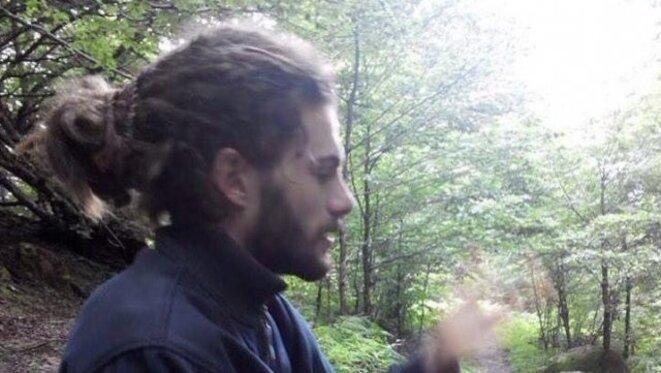 Rémi Fraisse, tué en octobre 2014 par une grenade offensive. © Reuters