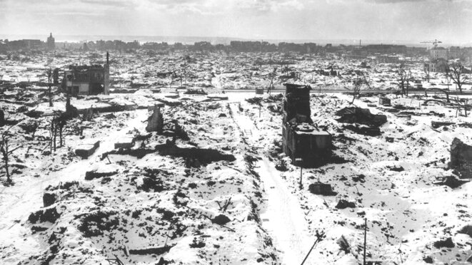 Le Havre sauvé par les alliés.