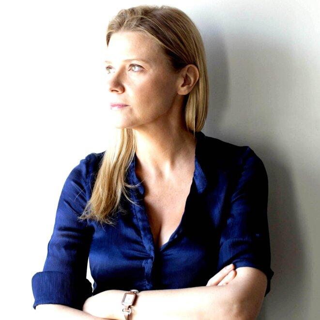"""Aude Lancelin, ex-directrice adjointe de la rédaction de """"L'Obs"""". © Compte Twitter"""