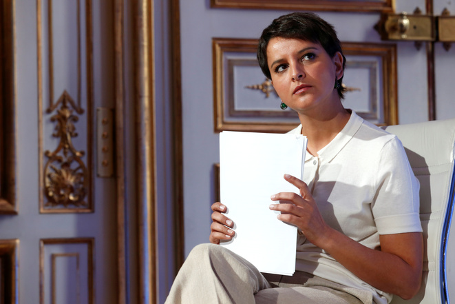 Najat Vallaud-Belkacem © Reuters