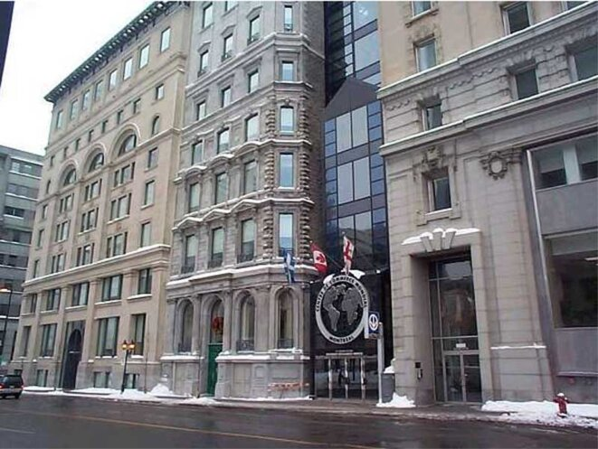 Le WTC de Montréal (Canada) - Siège du Secrétariat de la CIB