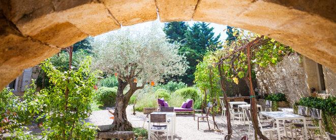 Après La Sieste en Provence à Proximité d'Avignon