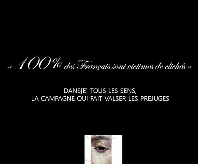Slogan préjugés © Hélène Lecomte
