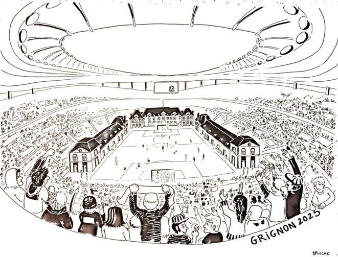 GRIGNON 2025 : la vision cauchemardesque d'un étudiant d
