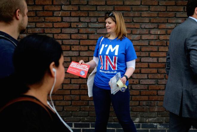 Le 20 mai à Londres. © Reuters