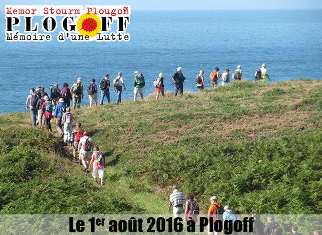 Plogoff mémoire d'une lutte © AlterTour