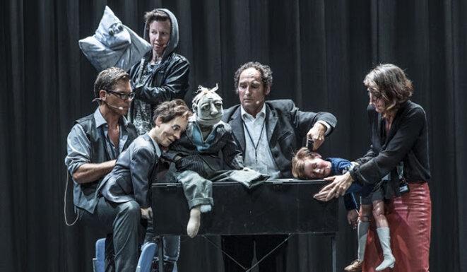 "The Ventriloquists Convention"" © Gisèle Vienne"