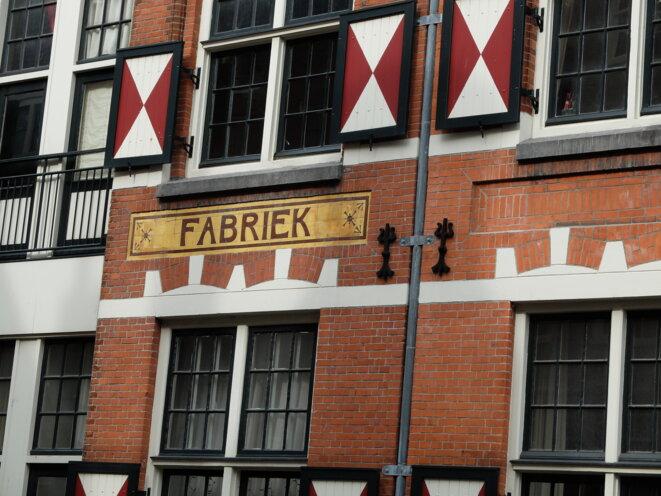 Amsterdam, 2016 [Photo YF]