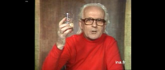 René DUMONT en 1974