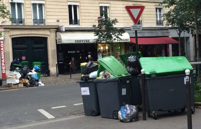 Paris 12, juin 2016 © Rachida EL Azzouzi