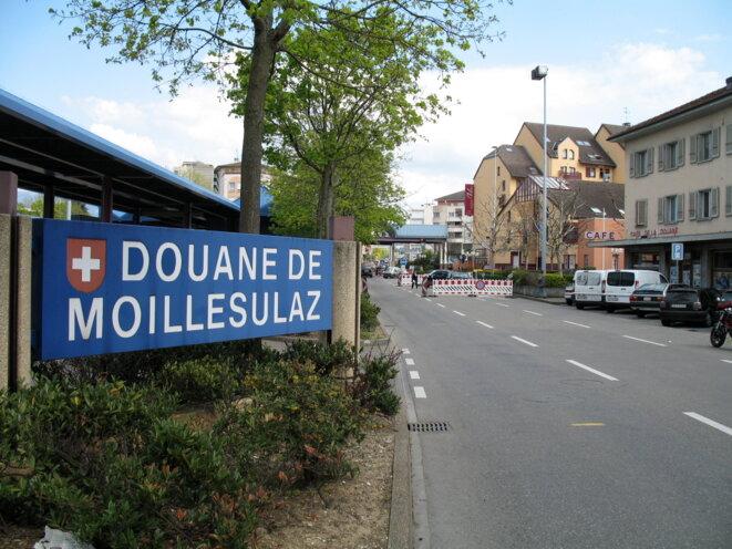 Moillesulaz, entre Savoie et Genève