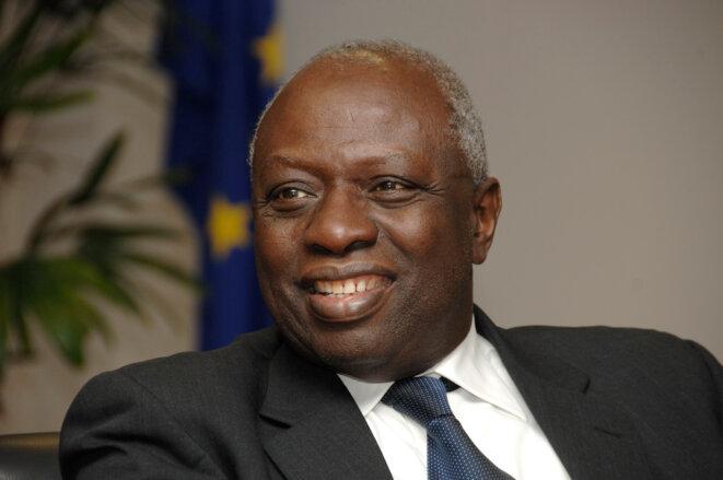 Jacques DIOUF en 2007