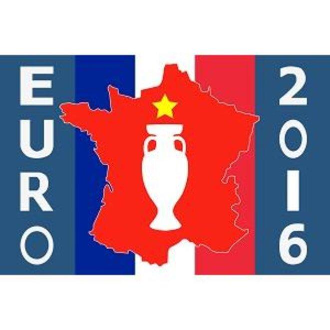 Drapeau EURO 2016 © UEFA