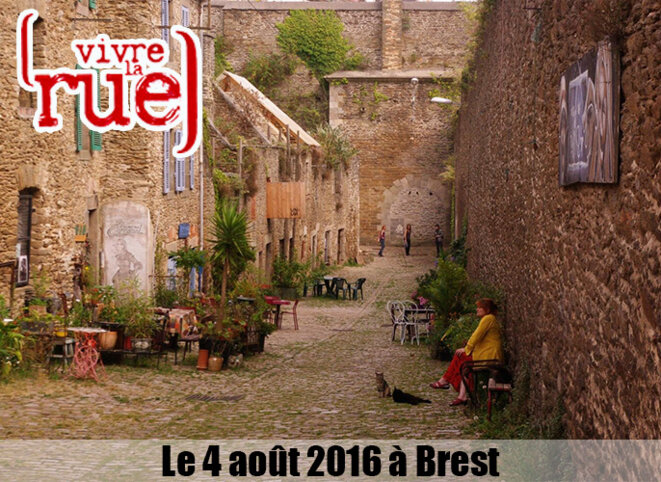 Vivre la Rue © AlterTour