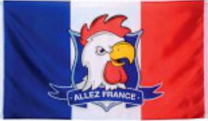Allez France EURO 2016 © Inconnu