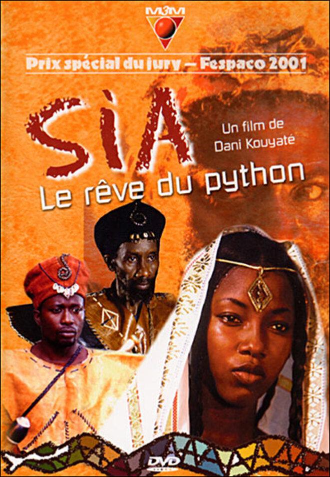 Affiche du film Sia le rêve du python