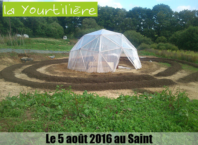 La Yourtilère © AlterTour