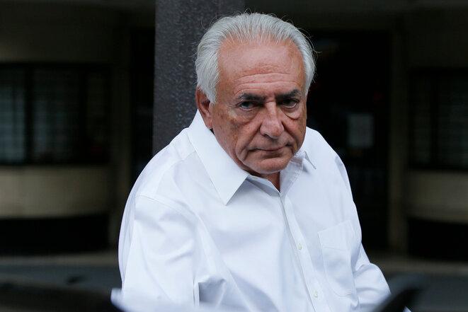 Dominique Strauss-Kahn. © Reuters