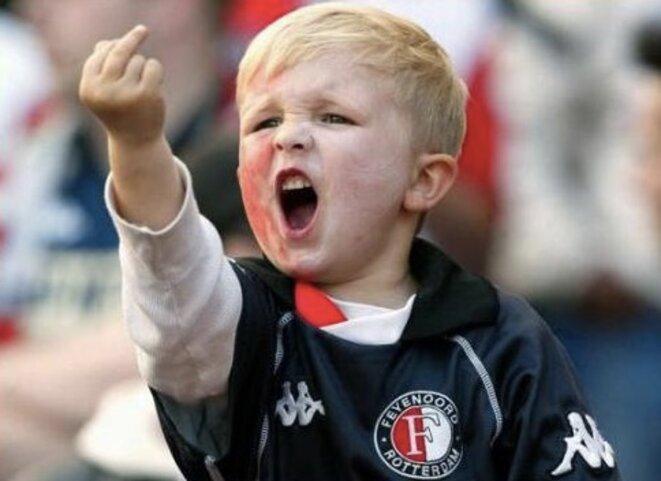 Feyenoord's boy