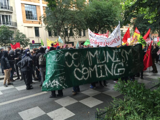 Communism coming-Paris-14/06/2016 © Pascal Maillard