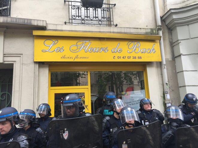 Les Fleurs de Bach-Paris-14/06/2016 © Pascal Maillard