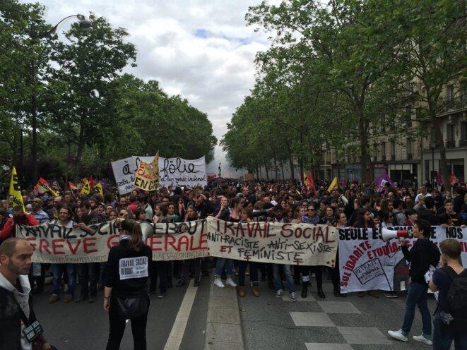 """""""Casseurs""""1-Paris-14/06/2016 © Pascal Maillard"""