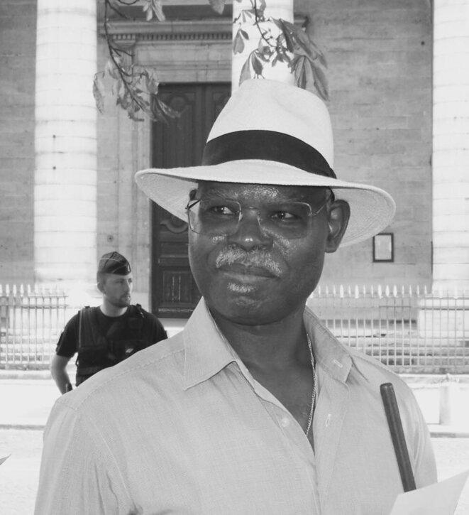 Modeste Boukadia, Président du CDRC