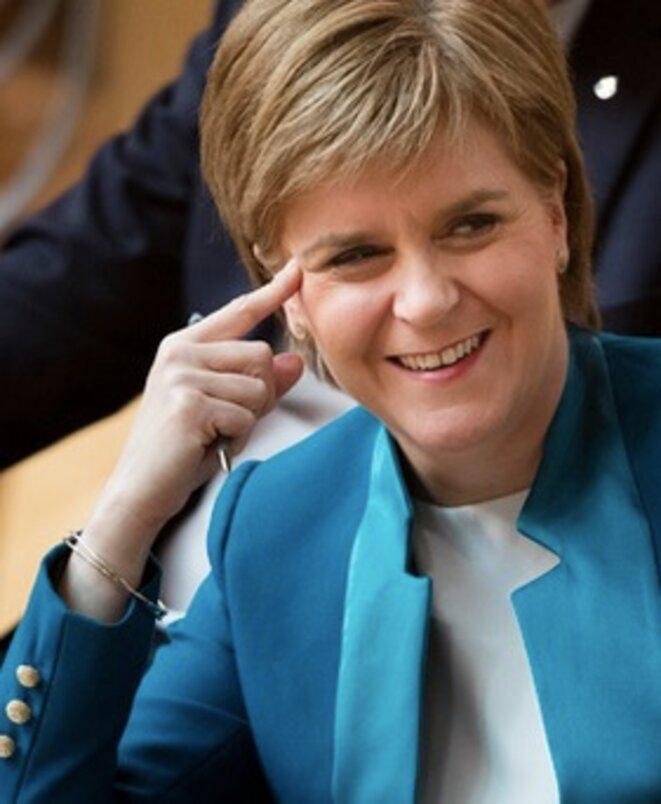 Nicola Sturgeon ©James Glossop-Reuters