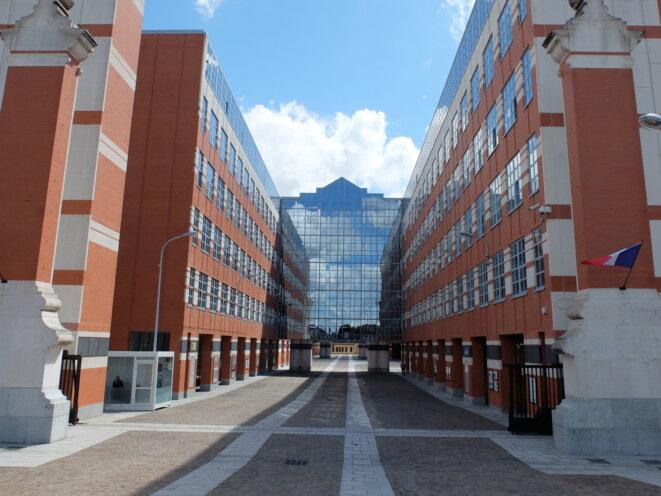 Hôtel du département de Haute-Garonne [Photo YF]