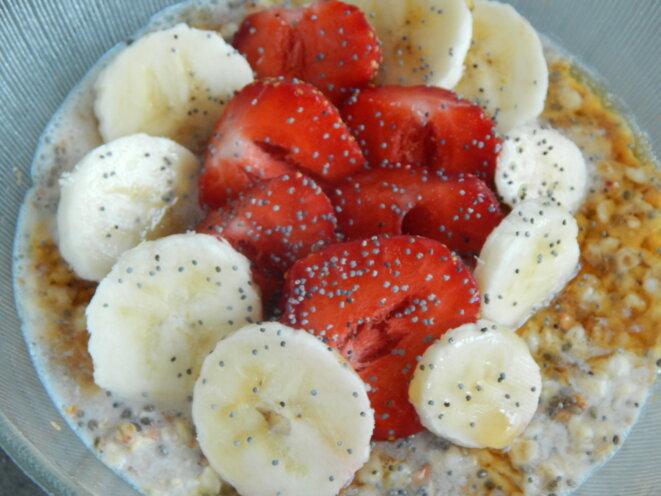petit déjeuner anti-déprime © elisa