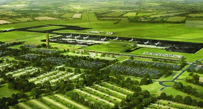 Notre-Dame des Landes : Un aéroport compensé biodiversité est-il vert ?