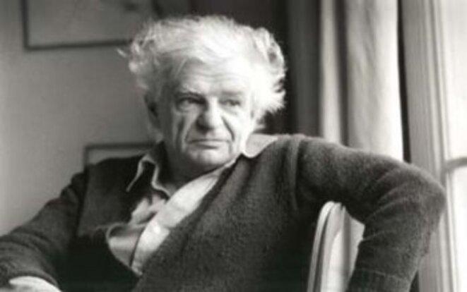 Yves Bonnefoy (dr)