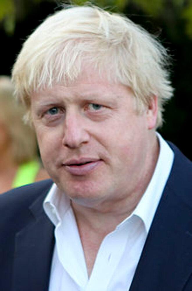 Boris Johnson en 2015