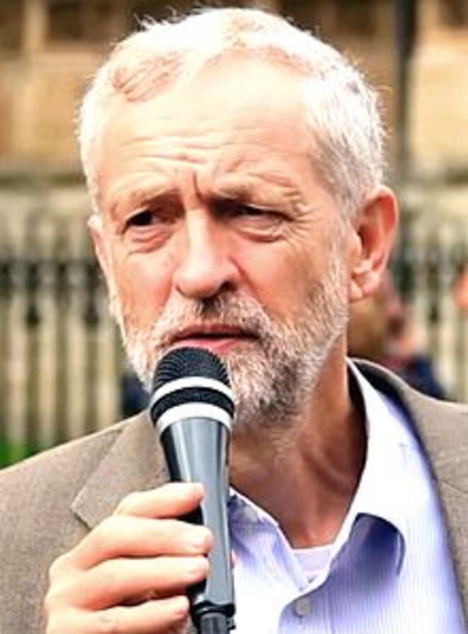Jeremy Corbyn en 2013