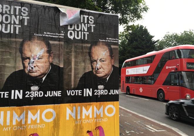 Comme quoi, même Churchill peut avoir tort… © TC