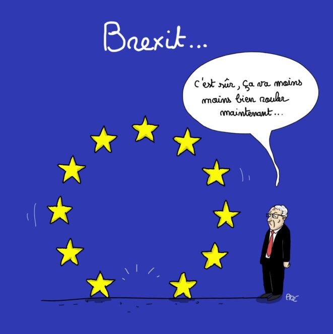 Brexit Une Europe Est Morte Vive L Europe Le Club De