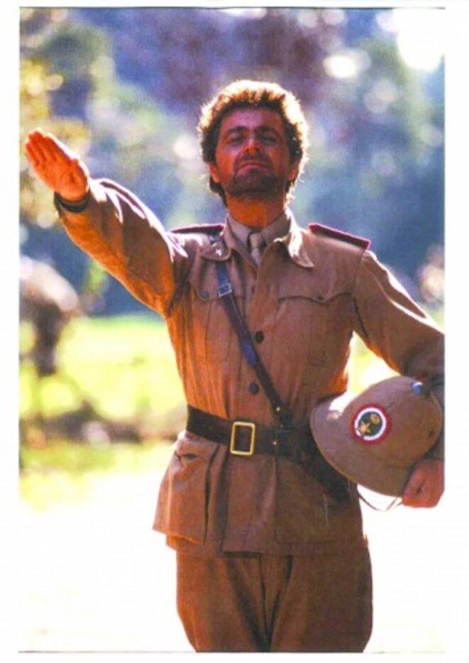 Beppe Grillo...jeune, et probablement en train de jouer dans un film!
