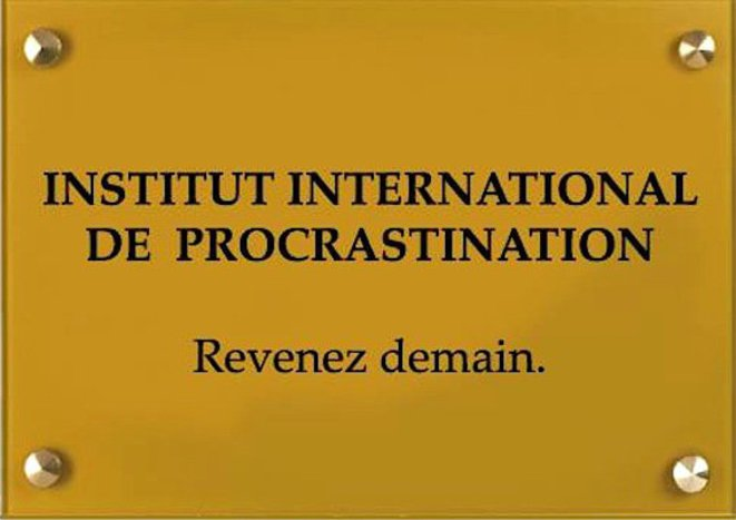 procrastinationfrancais