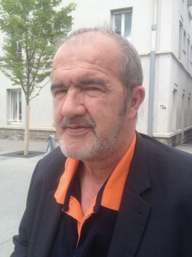 P. Servoir, recruté en CDI en 2004, licencié en 2015 © MM