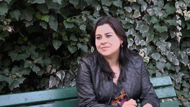 Ana V. Bojórquez © DR