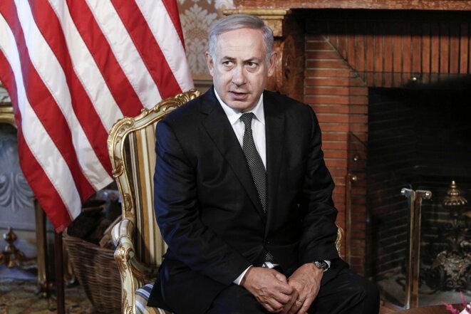 Benjamin Netanyahou, le 27 juin 2016, aux Etats-Unis. © Reuters