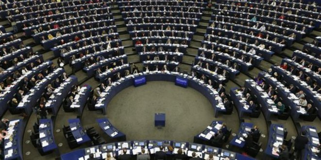 The European Parliament. © Reuters