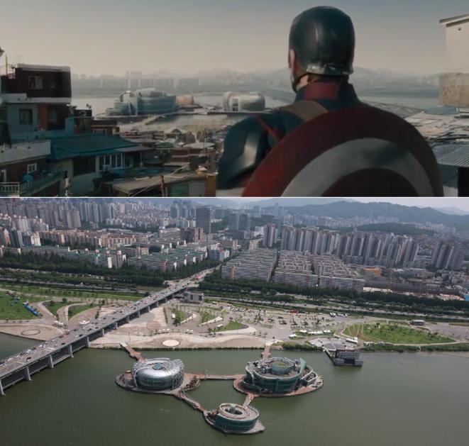 Avengers. Mais où est donc Captain America ?