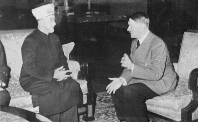 Hitler et Husseini